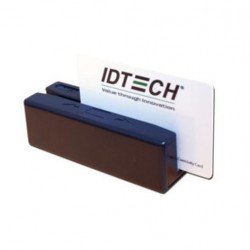 ID TECH - SecureMag lector de tarjeta magnética USB Negro - 16708998