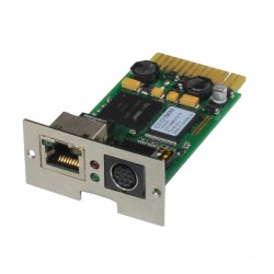Salicru - SNMP CARD GX5S CS141MINI para SPS ADV T, SPS ADV R, SPS ADV RT2, SLC TWIN RT2, SLC TWIN PRO2