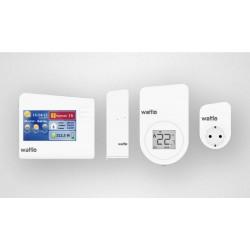 Wattio - ENERGY PACK termoestato Blanco