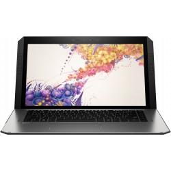"HP - ZBook x2 G4 Estación de trabajo móvil Gris 35,6 cm (14"") 3840 x 2160 Pixeles Pantalla táctil 8ª generación de procesadores"