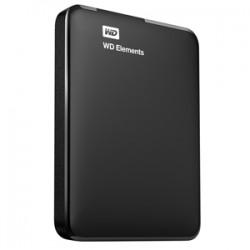 Western Digital - WD Elements Portable disco duro externo 1500 GB Negro - 22071968