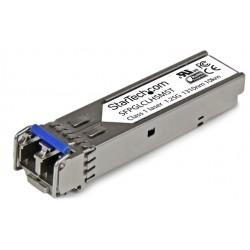 StarTech.com - Módulo SFP Compatible con Cisco GLC-LH-SM - Transceptor de Fibra Óptica 1000BASE-LX/LH - SFPGLCLHSMST