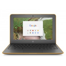 "HP - Chromebook 11 G6 EE Plata 29,5 cm (11.6"") 1366 x 768 Pixeles Intel® Celeron® N3450 4 GB LPDDR4-SDRAM 32 GB eMM"