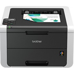 Brother - HL-3150CDW Color 2400 x 600DPI A4 Wifi Negro, Marfil impresora láser/led