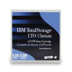 Lenovo - 00NA025 cinta en blanco LTO 2500 GB 1,27 cm