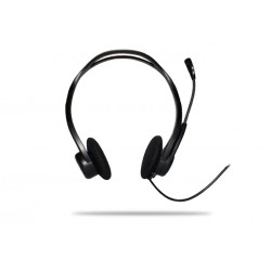 Logitech - 960 USB Auriculares Diadema Negro