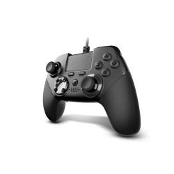 Krom - Kaiser Gamepad PC,PlayStation 4,Playstation 3 Analógico/Digital USB Negro