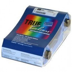 Zebra - TrueColours® Resin black fP310f - 1500 cinta para impresora 1500 páginas