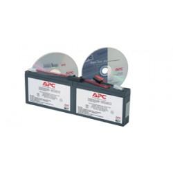 APC - RBC18 batería para sistema ups Sealed Lead Acid (VRLA)
