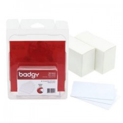 Evolis - CBGC0020W tarjet de plástico en blanco