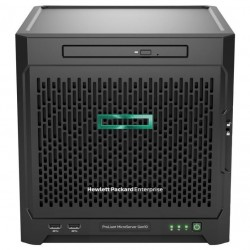 Hewlett Packard Enterprise - ProLiant MicroServer Gen10 servidor 1,6 GHz AMD Opteron X3216 Ultra Micro Tower 200 W - 22210598