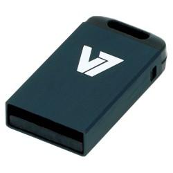 V7 - Unidad de memoria flash USB 2.0 nano 32 GB, negra