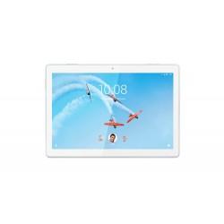 """Lenovo - Tab M10 25,6 cm (10.1"""") Qualcomm Snapdragon 2 GB 16 GB Wi-Fi 5 (802.11ac) Blanco Android 9.0"""
