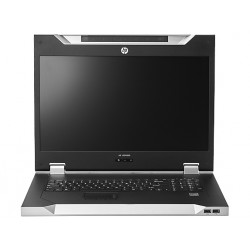 "Hewlett Packard Enterprise - LCD8500 1U US Rackmount Console Kit consola de rack 47 cm (18.5"") 1600 x 1200 Pixeles"