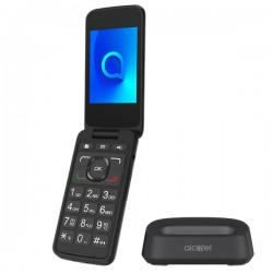 """Alcatel - 3026 7,11 cm (2.8"""") Metálico Característica del teléfono"""