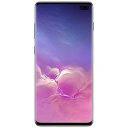 "Samsung - Galaxy S10+ SM-G975F 16,3 cm (6.4"") 8 GB 128 GB 4G Negro Android 9.0 4100 mAh"