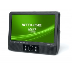 "Muse - M-920 CVB Portable DVD player Montado en pared Negro 22,9 cm (9"")"