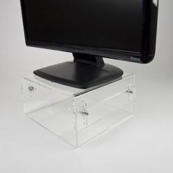 Newstar - Soporte para monitor LCD/CRT [acrílico]