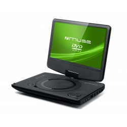 "Muse - M-970 DP Portable Blu-ray player Convertible Negro 22,9 cm (9"")"