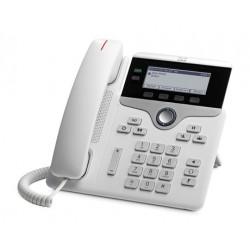 Cisco - IP Phone 7821 teléfono IP Blanco Terminal con conexión por cable 2 líneas