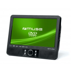 "Muse - M-990 CVB Portable DVD player Mesa Negro 22,9 cm (9"")"