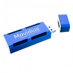 Intel - Movidius Neural Compute Stick Myriad 2 USB Azul