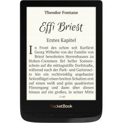 Pocketbook - Touch Lux 4 lectore de e-book Pantalla táctil 8 GB Wifi Negro