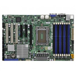 Supermicro - H8SGL-F placa base para servidor y estación de trabajo Socket G34 AMD SR5650 ATX