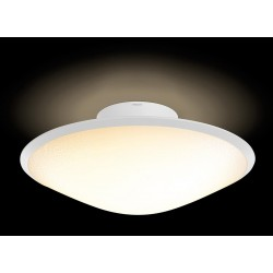 Philips by Signify - hue LED integrated White Phoenix ceiling light