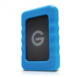 G-Technology - G-DRIVE ev RaW disco duro externo 4000 GB Negro, Azul
