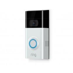 Ring - Doorbell 2 Negro, Gris