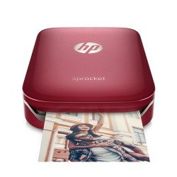 """HP - Sprocket impresora de foto ZINK (Zero ink) 313 x 400 DPI 2"""" x 3"""" (5x7.6 cm)"""