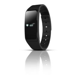 TALIUS - smartband SMB-1002 con pulsometro IP67 black