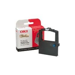 OKI - 09002310 Negro cinta para impresora