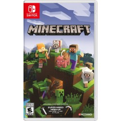 Nintendo - Minecraft vídeo juego Nintendo Switch Básico