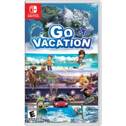 Nintendo - Go Vacation vídeo juego Nintendo Switch Básico