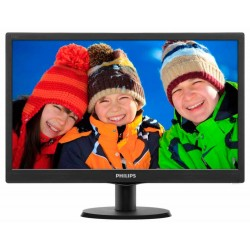 Philips - Monitor LCD con SmartControl Lite 193V5LSB2/10 LED display