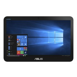"ASUS - Vivo AiO V161GAT-BD086T pcs todo-en-uno 39,6 cm (15.6"") 1366 x 768 Pixeles Pantalla táctil Intel® Celeron® 4 GB DDR4-SDRA"