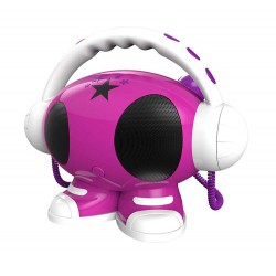 Bigben Interactive - Emma sistema de karaoke Portátil Alámbrico