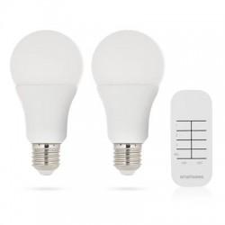 Smartwares - SH4-99551 Set de interruptores de bombillas regulables