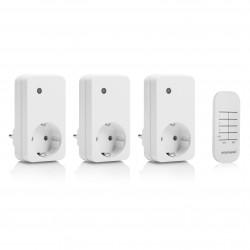 Smartwares - SH4-99552 Set de interruptores