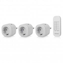 Smartwares - SH4-99553 Set mini conectores de interior