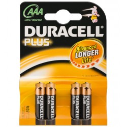 Duracell - Plus Power AAA Single-use battery Alcalino
