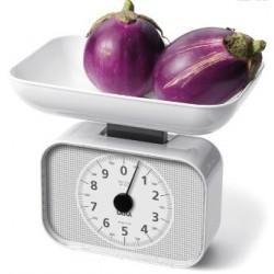 Laica - KS2001 báscula de cocina Mechanical kitchen scale Blanco