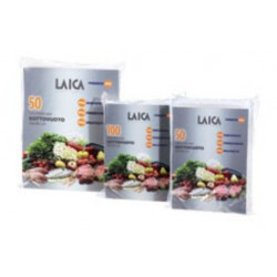Laica - VT3501 bolsa para cocinar 20 mm 28 mm 100 pieza(s)