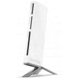 Sandisk - ImageMate USB 3.0 Blanco lector de tarjeta