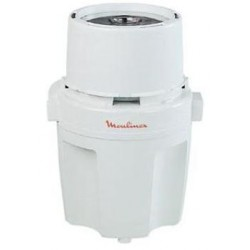 Moulinex - A 320 R1 picadora eléctrica de alimentos 0,6 L Blanco 700 W