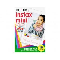 Fujifilm - Instax Mini película instantáneas 86 x 54 mm 10 pieza(s)