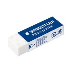 Staedtler - Mars plastic goma Blanco 20 pieza(s)