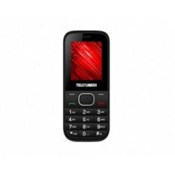 """Telefunken - TM 9.1 Classy 4,57 cm (1.8"""") Negro, Blanco Teléfono para personas mayores"""